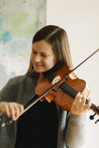 Jessica Foot violin teacher