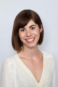 Portrait image of teacher Stephanie John